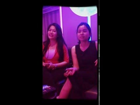 Ayu TINGTING Karaoke Testimony