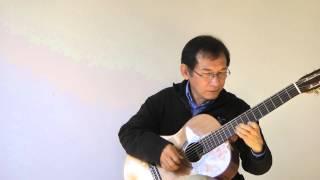Đăng Thảo - TÌNH CHA (Paternal Love) - Ngọc Sơn - Arr. for Guitar by Nguyễn Đăng Thảo