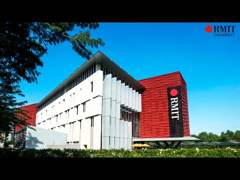 RMIT University Vietnam - Introduction video