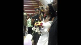 Wedding in youth Centre