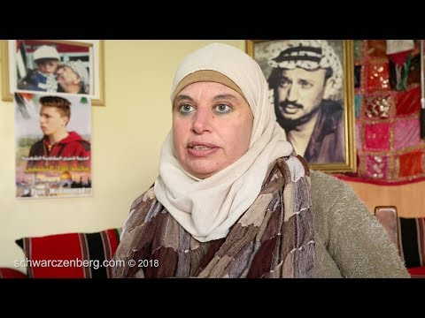 Manal Tamimi shares the experience of her most recent arrest by the Israeli army
