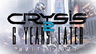Crysis 2: 6 Years Later