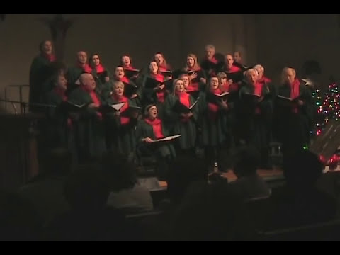 God Rest ye Merry, Gentlemen - arr: Sir David Willcocks -- The Stairwell Carollers