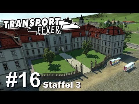 TRANSPORT FEVER S3/#16: Kutschen in Wien [Let's Play][Gameplay][German][Deutsch]