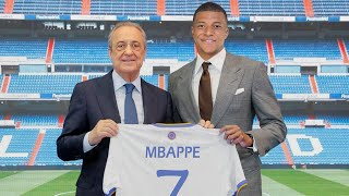 Mbappe Welcome To Real Madrid? New Confirmed Summer Transfers 2021