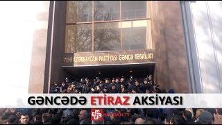 Elmar Vəliyevin iş yeri açmaq təşəbbüsü aksiya ilə nəticələnib