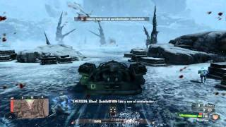 Crysis warhead - RIP Hernan