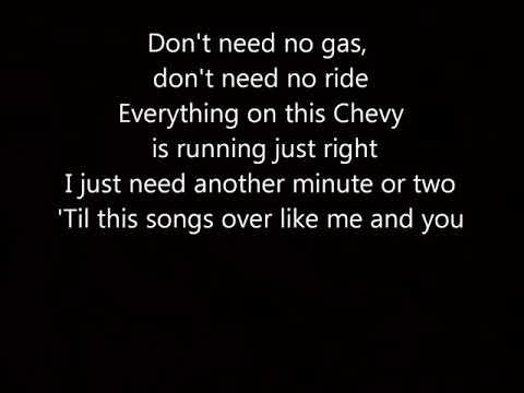 Broke Down Cole Swindell Lyrics