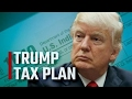 How Trump's tax plan impacts average Americans