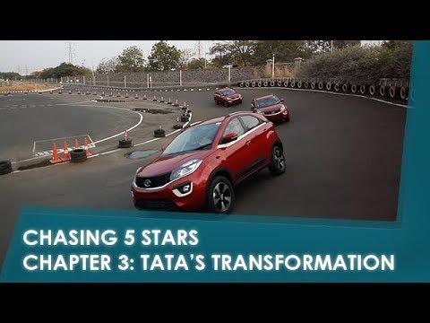 Sponsored - Tata's Big Transformation: Chapter Three   NDTV carandbike
