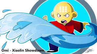 [SPEEDPAINT] Omi - XIAOLIN SHOWDOWN