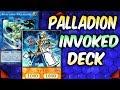 NEW META - INVOKED-PALLADION DECK BUILD (Yugioh Deck Profile)