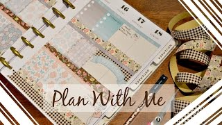 Plan With Me  |  English Garden feat. Penny Lane Planning