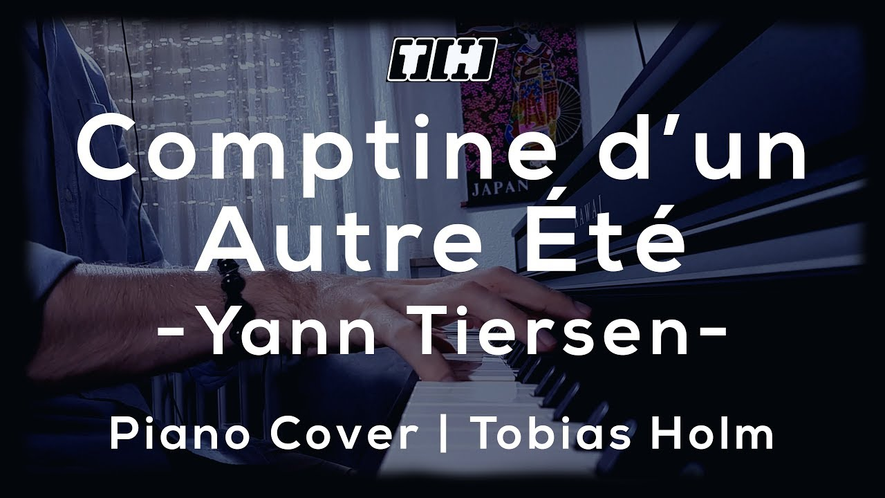 Comptine Dun Autre été Amélie Yann Tiersen Extended Special Edition Sheet Music