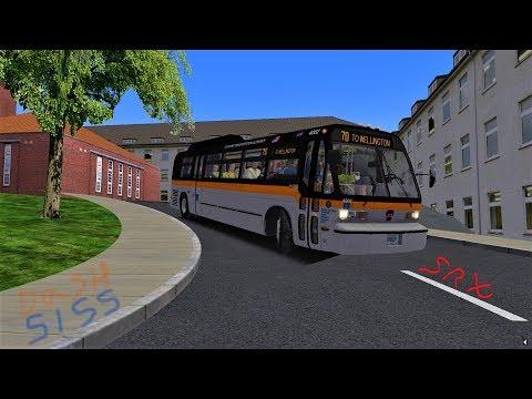 Omsi 2 - Cayuga USA 0.7 - KTA Route 70 To Wellington W/ Novabus RTS Hybrid