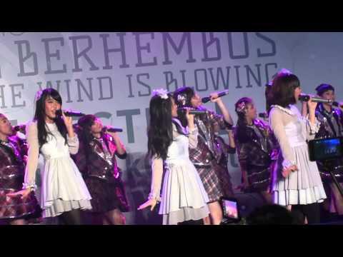 [FANCAM] JKT48  - JKT48 Festival at Kazewa HS Fes PRJ 28022015
