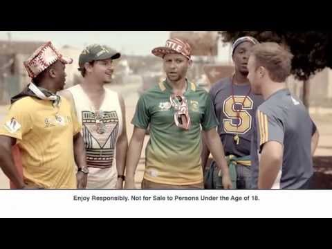 Castle Lager - Superfans 'Behind The Scenes' / Sunu (Egg Films)