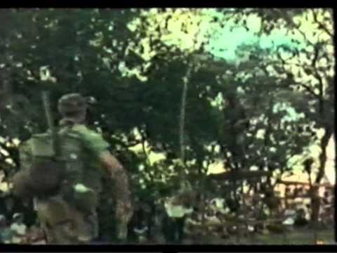 The Rhodesian Light Infantry