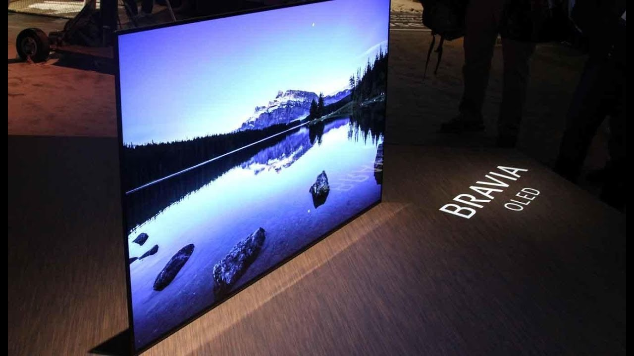 Image result for Sony 65-inch A1 Bravia OLED