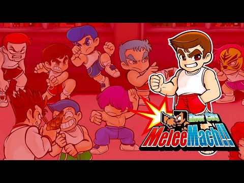 RIVER CITY MELEE MACH!! Gameplay |