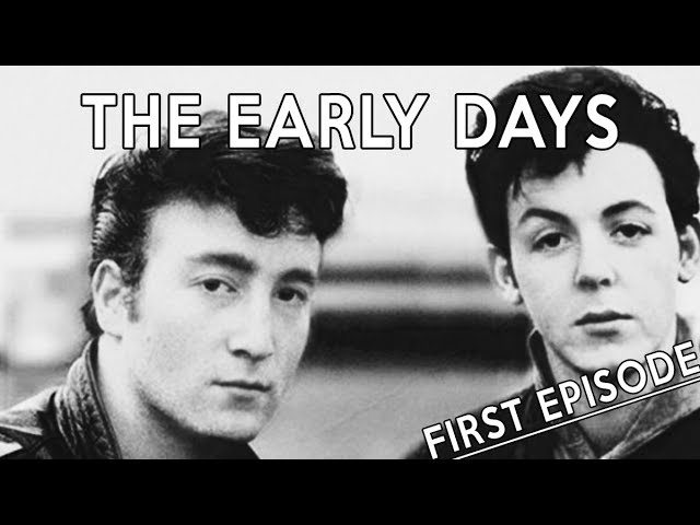 The Early Days - First Episode of 'Just Like Starting Over' Documentary