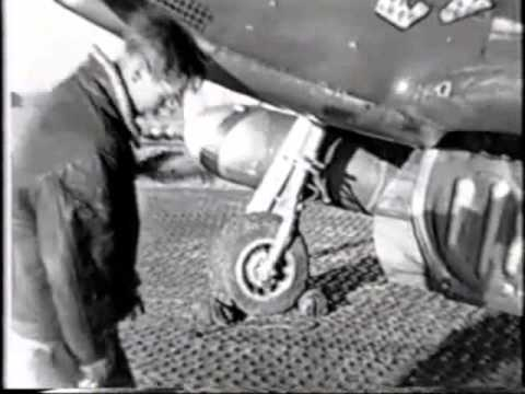 357th Fighter Group Home Movies 1944