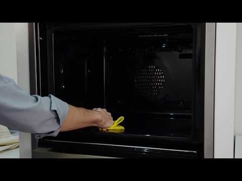 How to use the Pyrolytic Self-Cleaning program of your NEFF oven | NEFF Home UK