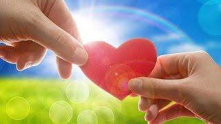 Всё начинается с Любви! Поздравление с днем Святого Валентина!
