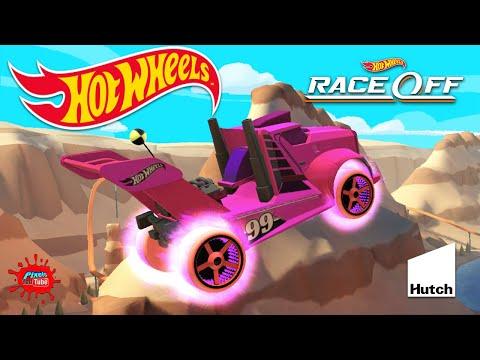 Hot Wheels Race Off - New Cars Glow Wheels 2020