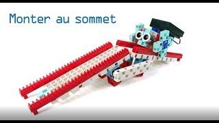 Comprendre la robotique : décrypter les trains de colline pour monter au sommet