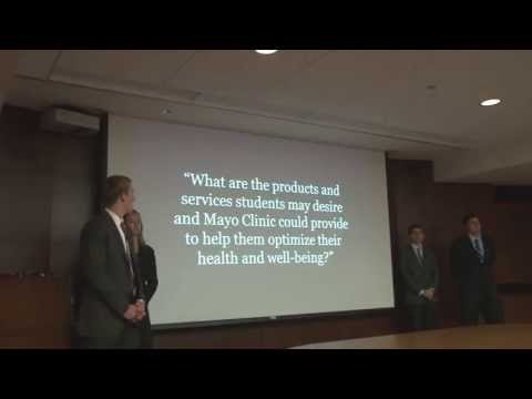 "Innovation Scholars Presentation:  ""Optimizing Student Health and Well-being"""
