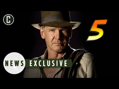 Indiana Jones 5 Whips Up New Writer: Solo's Jon Kasdan Exclusive