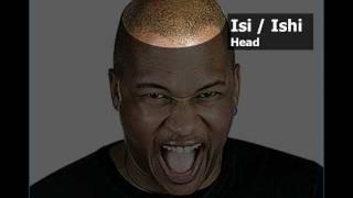 Igbo Language Lesson - Ihu  Iru Mmad Human Face