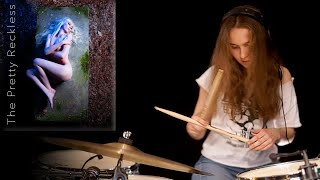 Death by Rock and Roll (The Pretty Reckless); Drum Cover by Sina