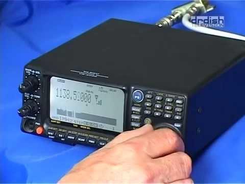DrDish - Analog Intelsat Satellite Radio