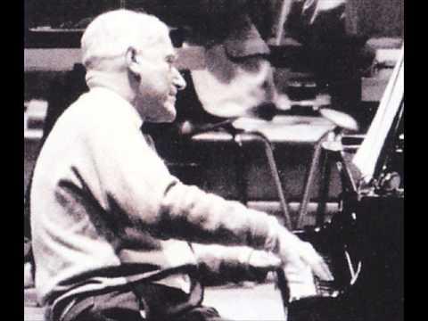 Vlado Perlemuter plays Chopin Sonata No.3, Op.58