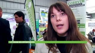 UN FORUM POUR DE NOUVELLES OPPORTUNITÉS AGRICOLES