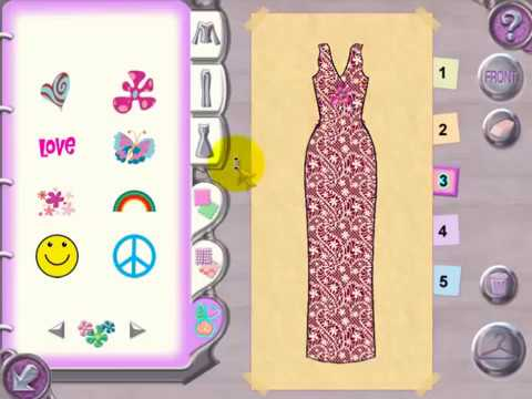 Barbie Fashion Show Pc Game Barbie Fashion Show Level 7 Barbie Fashion Show Game Barbie