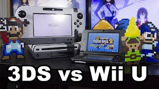 Nintendo Wii U vs New 3DS XL - Which Should You Buy?