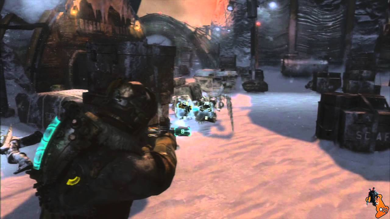 Dead Space 3 - Gameplay Demo Xbox 360 - YouTube