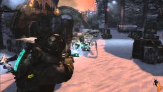Dead Space 3 - Gameplay Demo Xbox 360