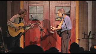 Happy Traum  and Woody Mann - Buckets of Rain - Live at Fur Peace Ranch
