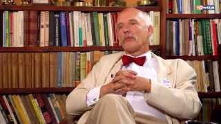 ROZMOWY O POLSCE - wywiad z Januszem Korwinem - Mikke, tawizja