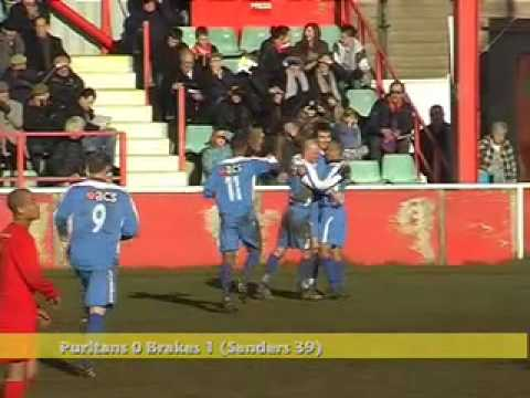 Brakes Videos - Leamington FC @ Banbury Utd 1-0 27...