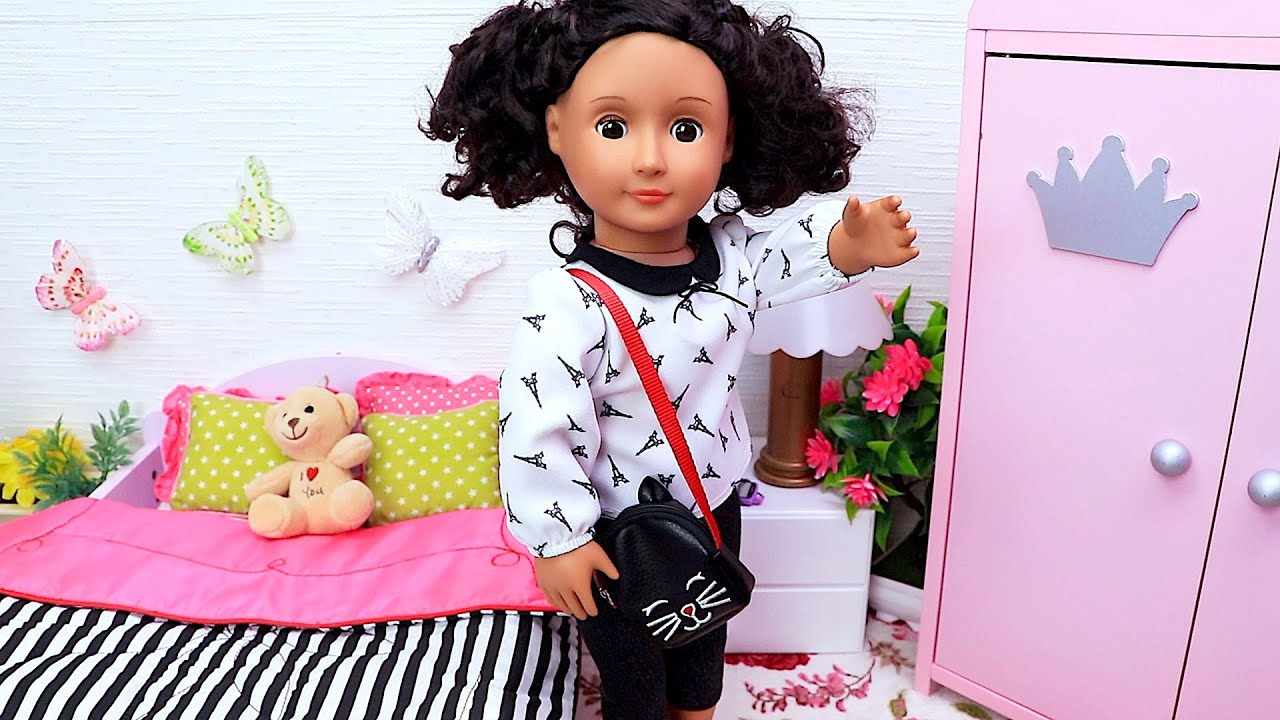 OG Doll story about morning routine for work