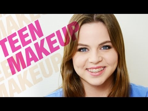 Makeup tricks for teenage girls