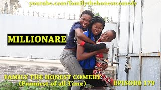 MILLIONAIRE (Family The Honest Comedy Episode 179)