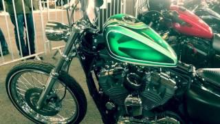 #2 Harley Dome Cologne Bike Show