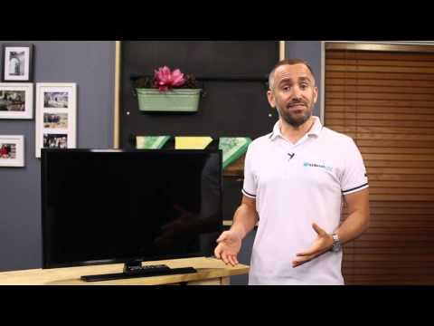 """Samsung UA32J4100 32"""" HD LED LCD TV reviewed by product expert - Appliances Online"""