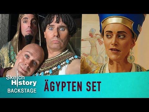 Das römische Ägypten Set   Sketch History